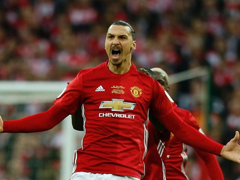 Zlatan Ibrahimovich joined the Red Devils as a free agent on 1st July, 2016.
