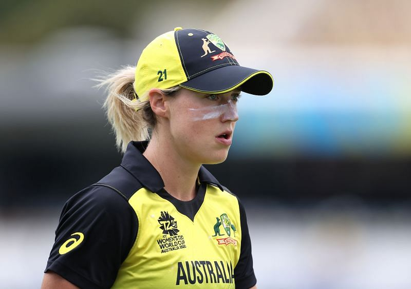 Ellyse Perry believes that it is the right time for a woman to become Cricket Australia