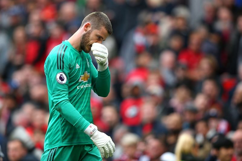 David de Gea cannot make rookie mistakes at Manchester United.