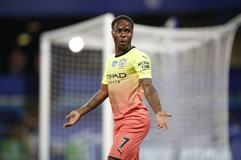 Sterling had a forgettable night in London
