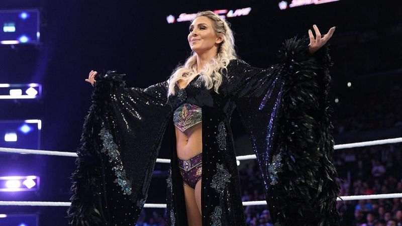 Charlotte Flair opened up about her role in WWE