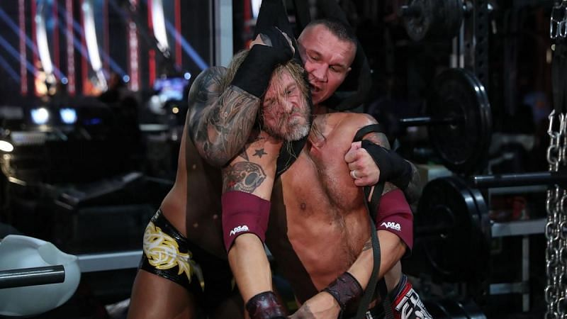 Edge and Randy Orton have lost a lot of matches at WWE Backlash