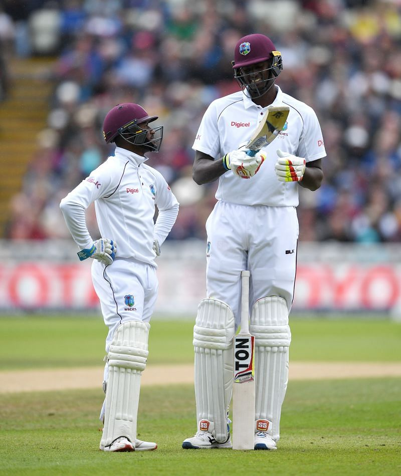 England v West Indies - 1st Investec Test: Day Three