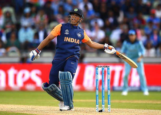 2019 वर्ल्ड कप में भारत को इंग्लैंड के खिलाफ हार का सामना करना पड़ा था