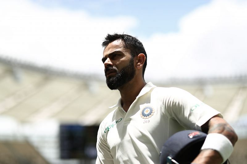 Virat Kohli believed that the 2014 Adelaide Test changed India