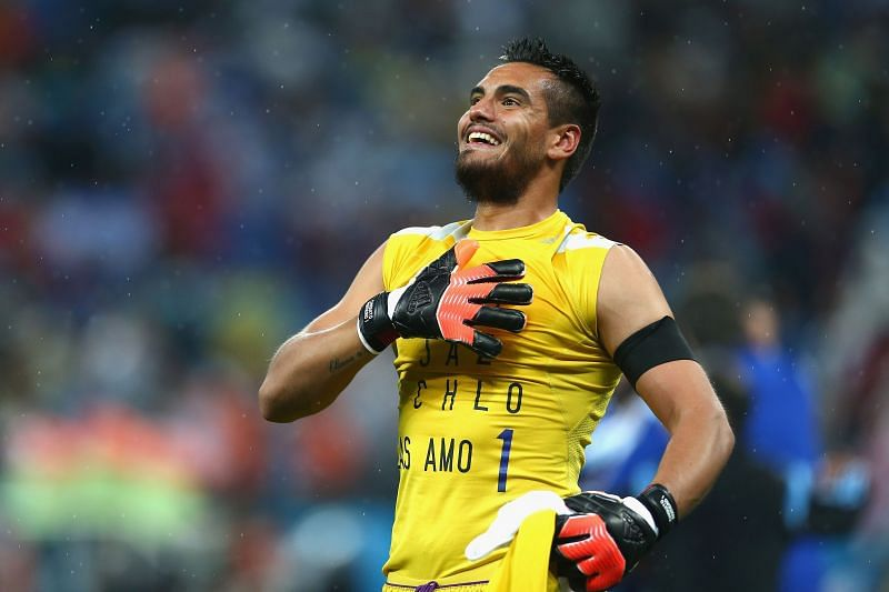 Romero had a World Cup to remember in 2014