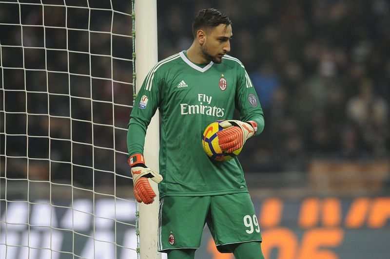 Gianluigi Donnarumma must now leave AC Milan to maximise his potential