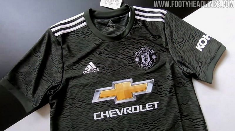 Adidas Unveil Legacy Earth 2020 21 Training Kits For Epl Club Manchester United