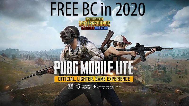 Free BC in PUBG Mobile Lite (Picture Source: Wallpapercart)