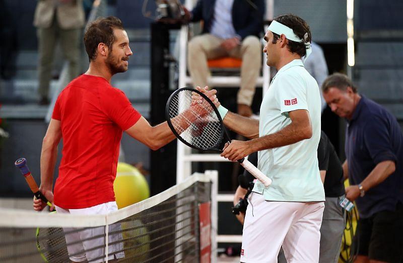 Most Brutal Period In Tennis Gasquet On Playing Alongside Roger Federer Rafael Nadal Novak Djokovic