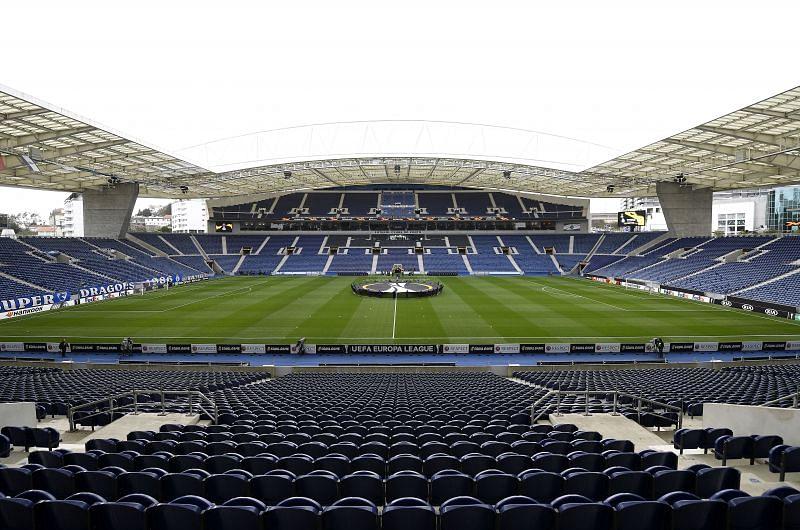 Estádio do dragåo - Home of Porto FC