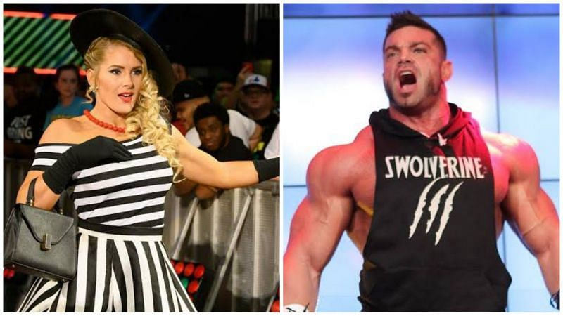 Lacey Evans said she did not know who Brian Cage was