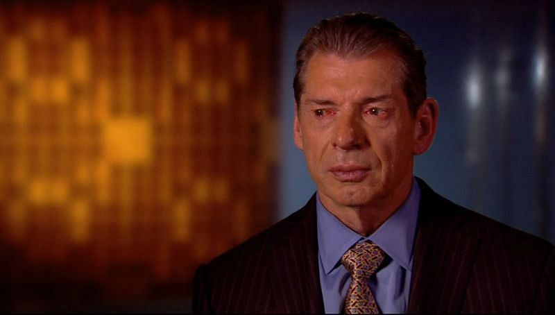 Vince McMahon knew about a huge mistake by the creative