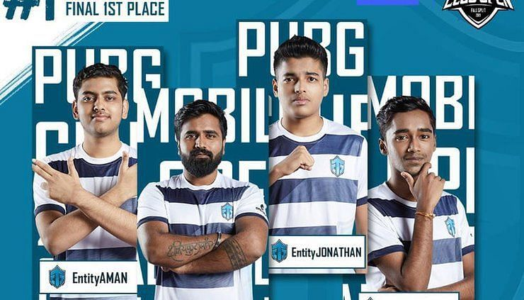 TSM-Entity Jonathan and his teammates. Image: Gurugamer.com.