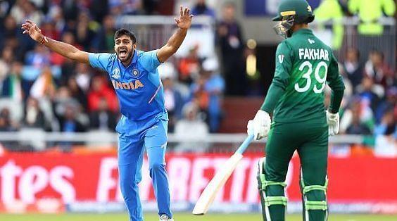 विजय शंकर ने पाकिस्तान के खिलाफ ऐसा किया था