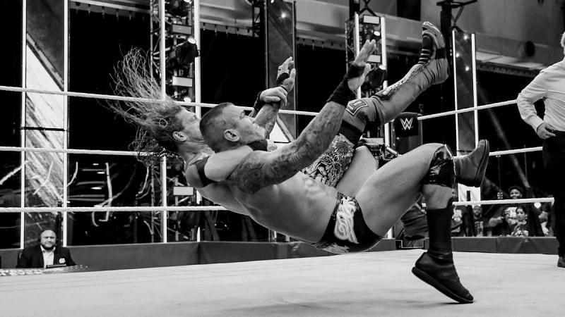 WWE बैकलैश के मेन इवेंट में हुआ जबरदस्त मैच