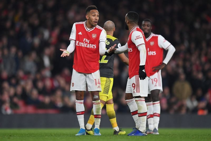 Arsenal faces a crucial battle against Southampton away from home