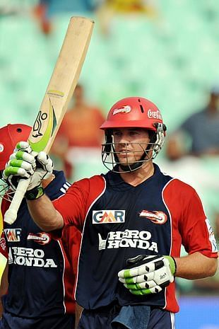 AB de Villiers was a vital cog of the Delhi team in IPL 2009