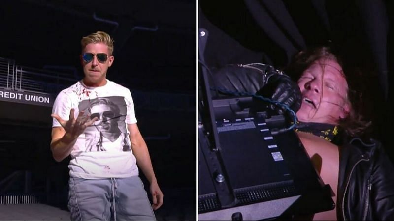 AEW Dynamite Results: Orange Cassidy destroys Chris Jericho, Matt Hardy faces Inner Circle member