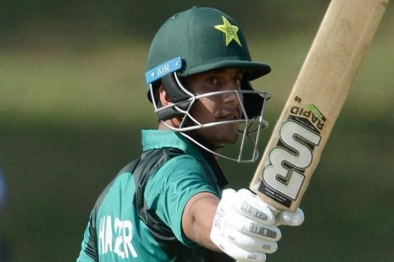 Pakistan U19 star Haider Ali revealed that Indian star Rohit Sharma is his role model
