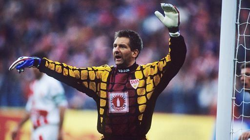 The man who holds the dubious record of conceding most goals in the German league
