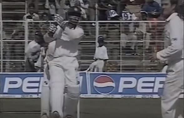 सौरव गांगुली ने दूसरी बार वनडे में 150 का आंकड़ा पार किया था (Screenshot)