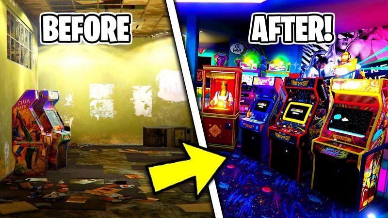 Online Arcade