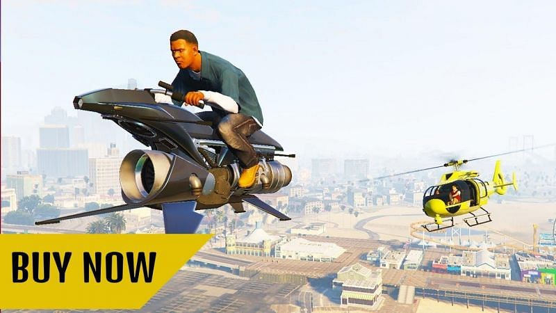 GTA Online: Oppressor MK II