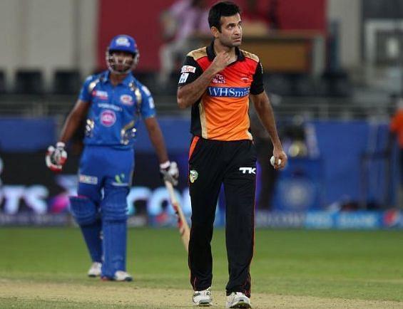इरफान पठान आईपीएल में डैरेन सैमी के साथ खेल चुके हैं