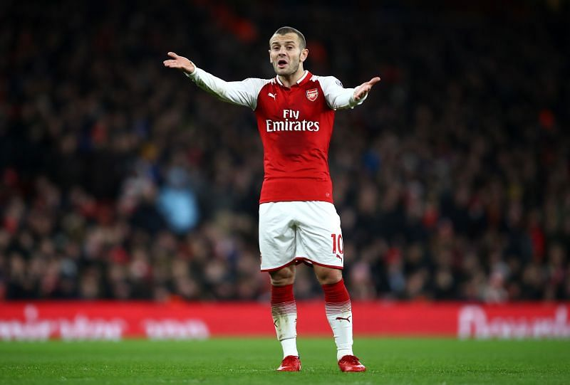 Jack Wilshere could have gone to the very top had it not been for his nagging injuries.