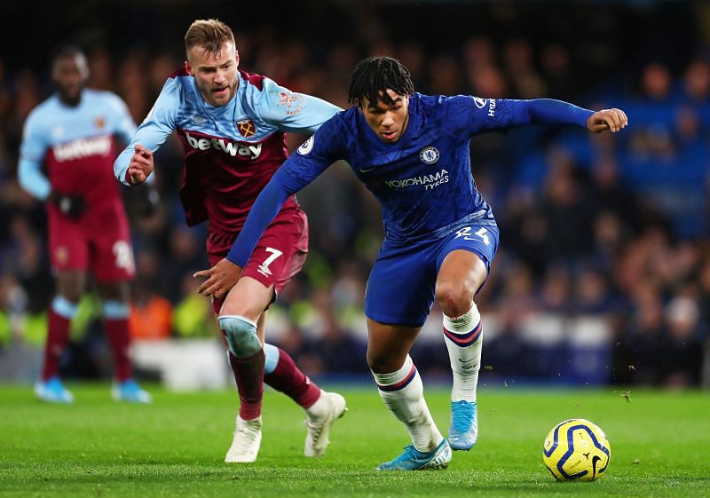 Chelsea are set to face West Ham on Thursday