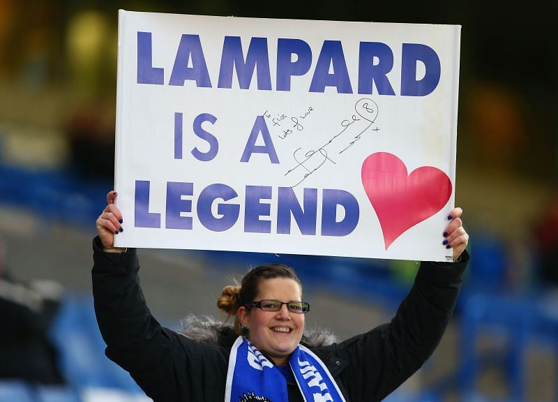 Frank Lampard is a Chelsea legend and a generational talent in English football. Lampard played for Chelsea from 2001 to 2014.