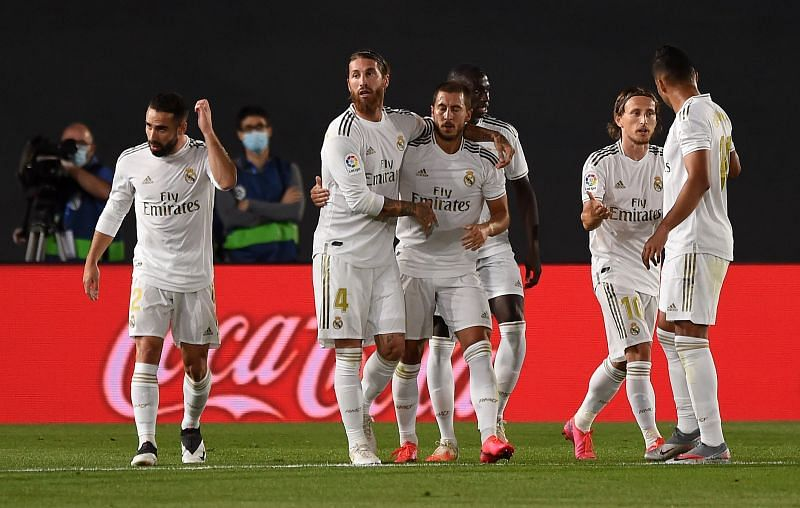 Real Madrid dominated in Valencia in an impressive 3-0 win