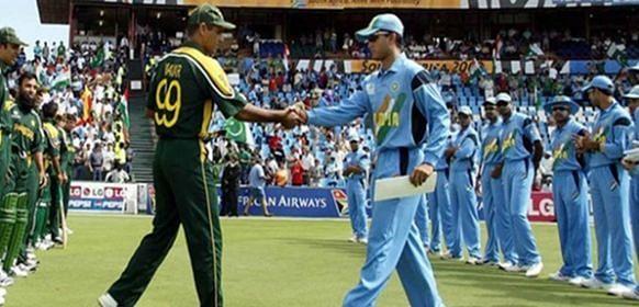 भारत-पाकिस्तान, वर्ल्ड कप 2003