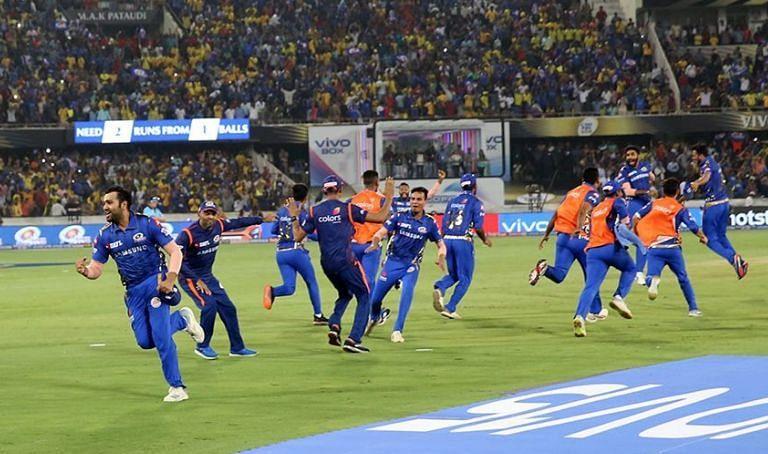 मुंबई इंडियंस ने चौंकाते हुए जीते यह मुकाबले