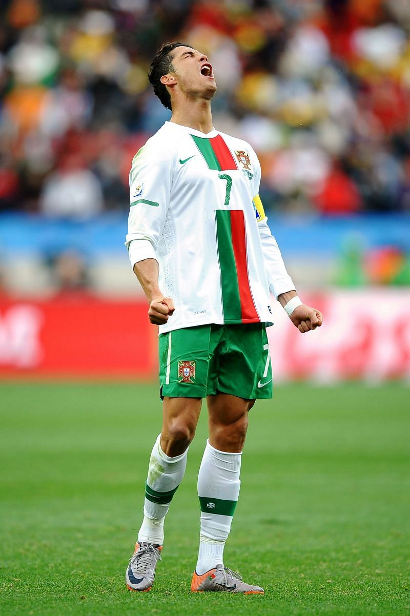 Portugal were sent packing from the 2010 FIFA World Cup in the Round of 16 by eventual champions Spain. The defeat initiated cracks in the relationship between Cristiano Ronaldo and then Portugal coach Carlos Queiroz.