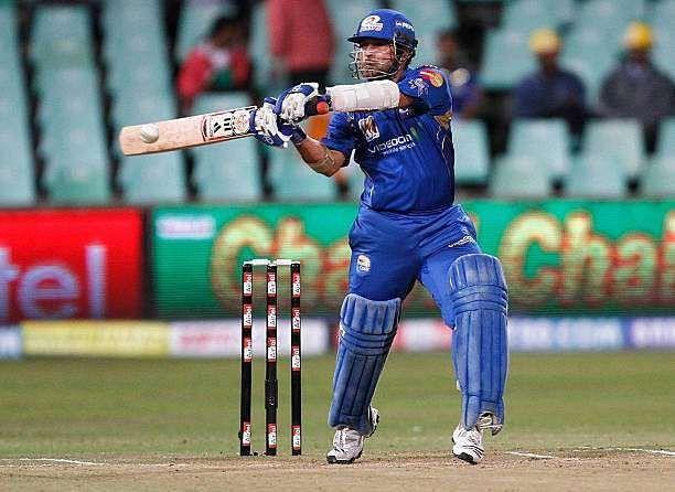 Sachin Tendulkar scored his only century in the IPL against Kochi Tuskers Kerala in 2011