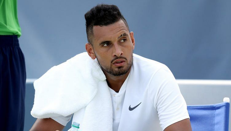 Nick Kyrgios thinks the US Open should not go ahead with everything that