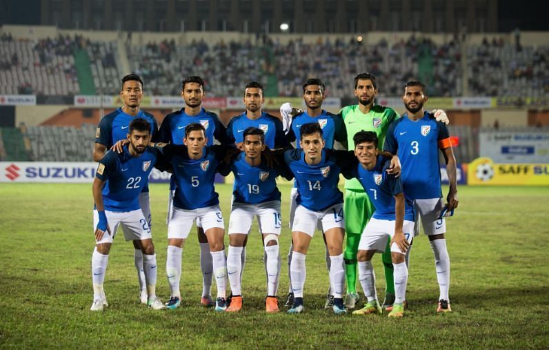 AIFF sent a U-23 side to the SAFF 2018 Championship in Bangladesh.