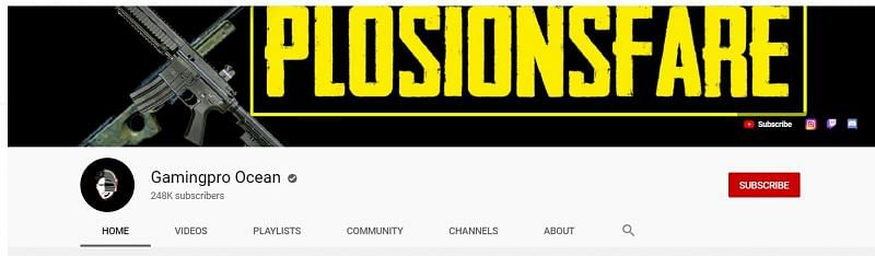 I have 248k subscribers on YouTube