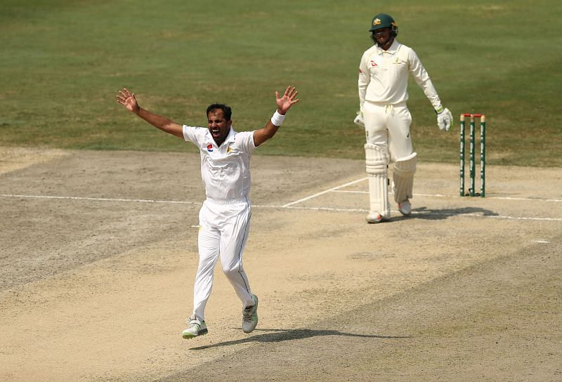 Pakistan speedster Wahab Riaz is set to make a comeback in Tests.