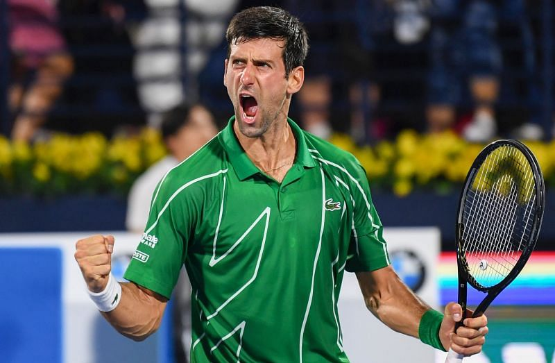 Novak Djokovic has been under fire over the disregard of social distancing norms at the Adria Tour