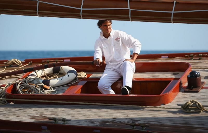 In Pictures Rafael Nadal Is Living It Up In His Stunning New Luxury Yacht