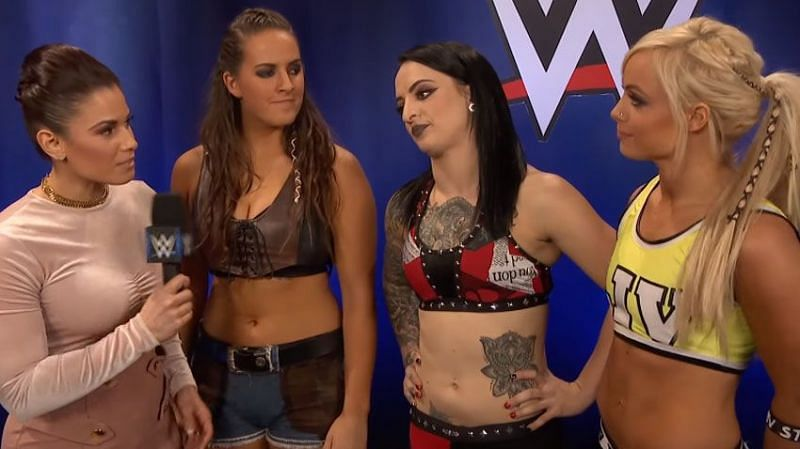 Sarah Logan confirms that she is taking a break from wrestling
