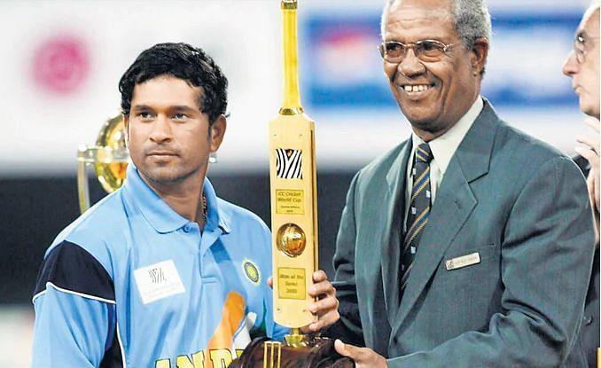 सचिन तेंदुलकर, वर्ल्ड कप 2003
