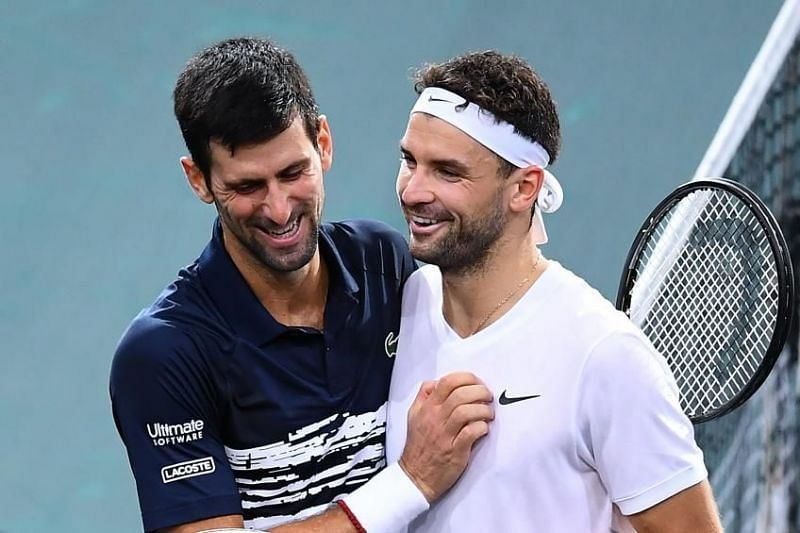 Novak Djokovic and his tournament have been facing a lot of outrage on social media