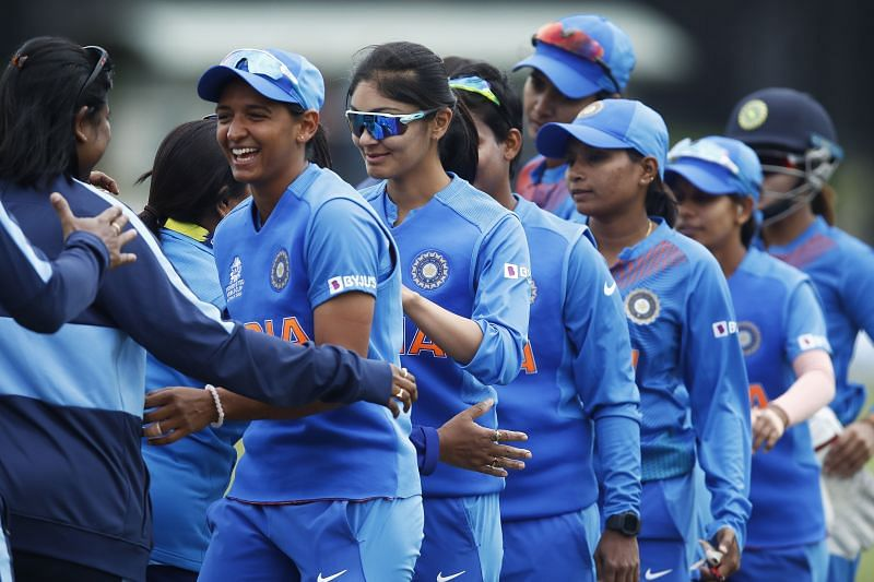 India v New Zealand - ICC Women's T20 Cricket World Cup