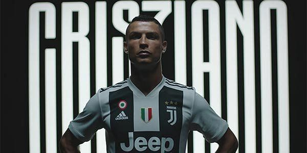 Cristiano Ronaldo arrived at Juventus in the summer of 2018