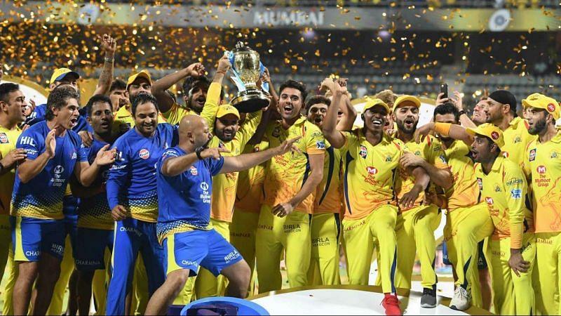 Chennai Super Kings: Champions of IPL 2018