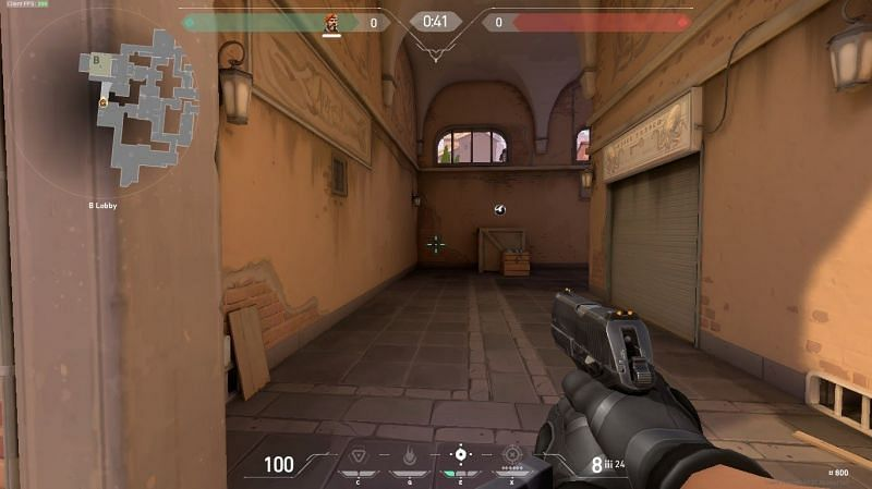 Attackers in Valorant can also use this wall